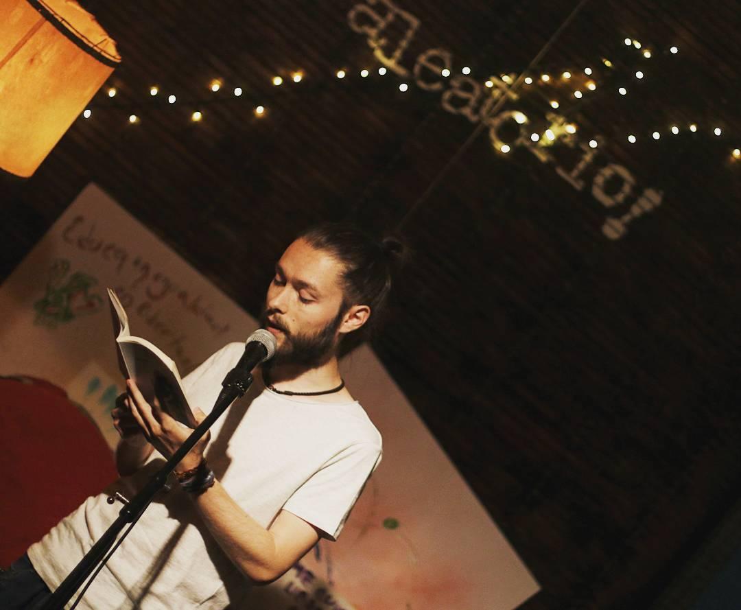 Redry (David Galán): «Escribir me libera, me deja hacer lo que yo quiero con mi realidad»