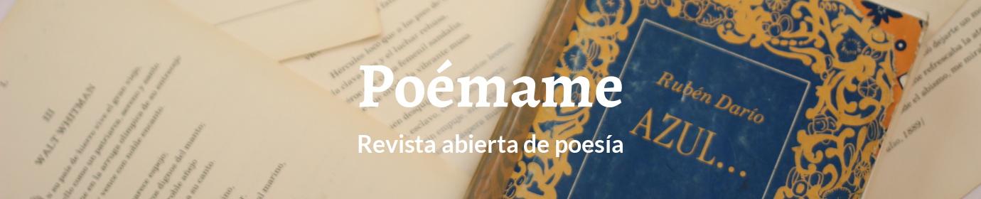 Poémame - Revista abierta de poesía