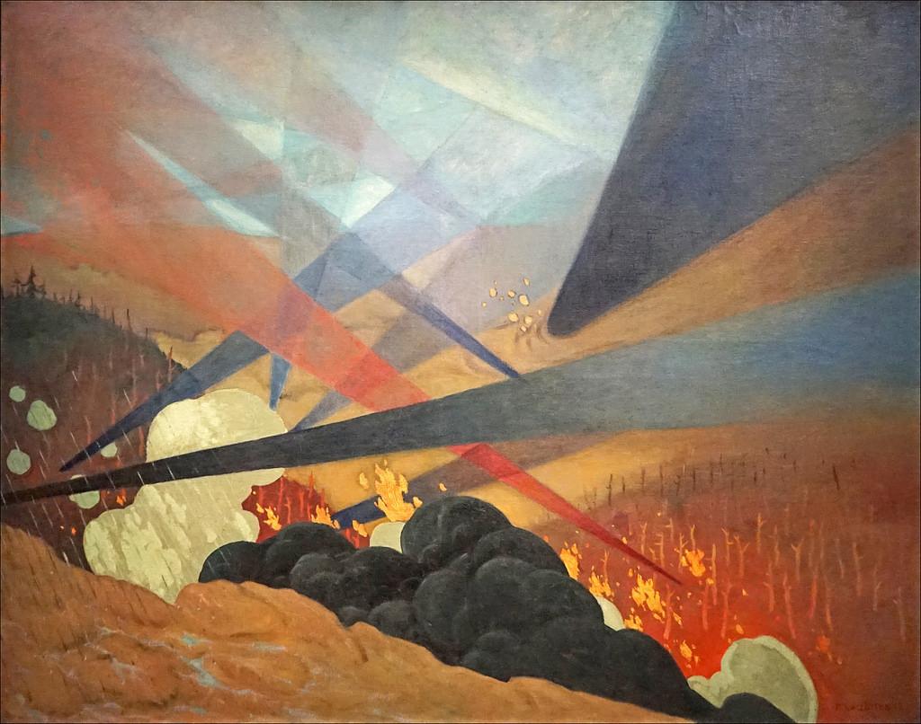 Haiku desde la trinchera: «Cien visiones de guerra», de Julian Vocance (Renacimiento)