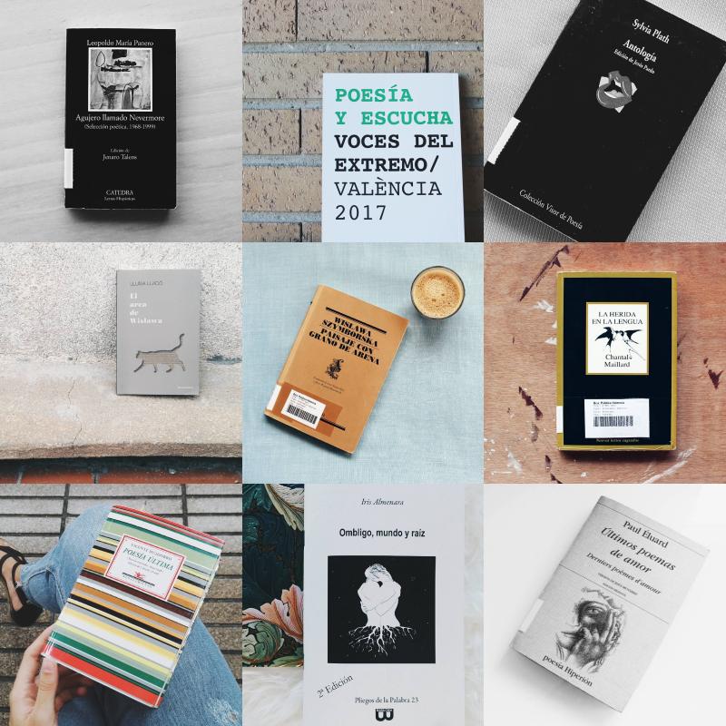 18 libros de poesía para empezar 2018