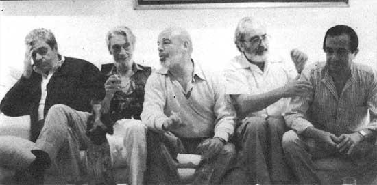 Poemareflexiona con… Ángel González