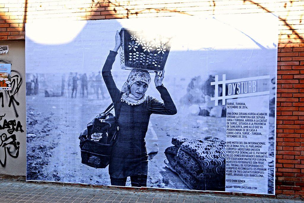 Premio de poesía «Solidaridad con las personas refugiadas y migrantes» – Poémame y Barcelonactua