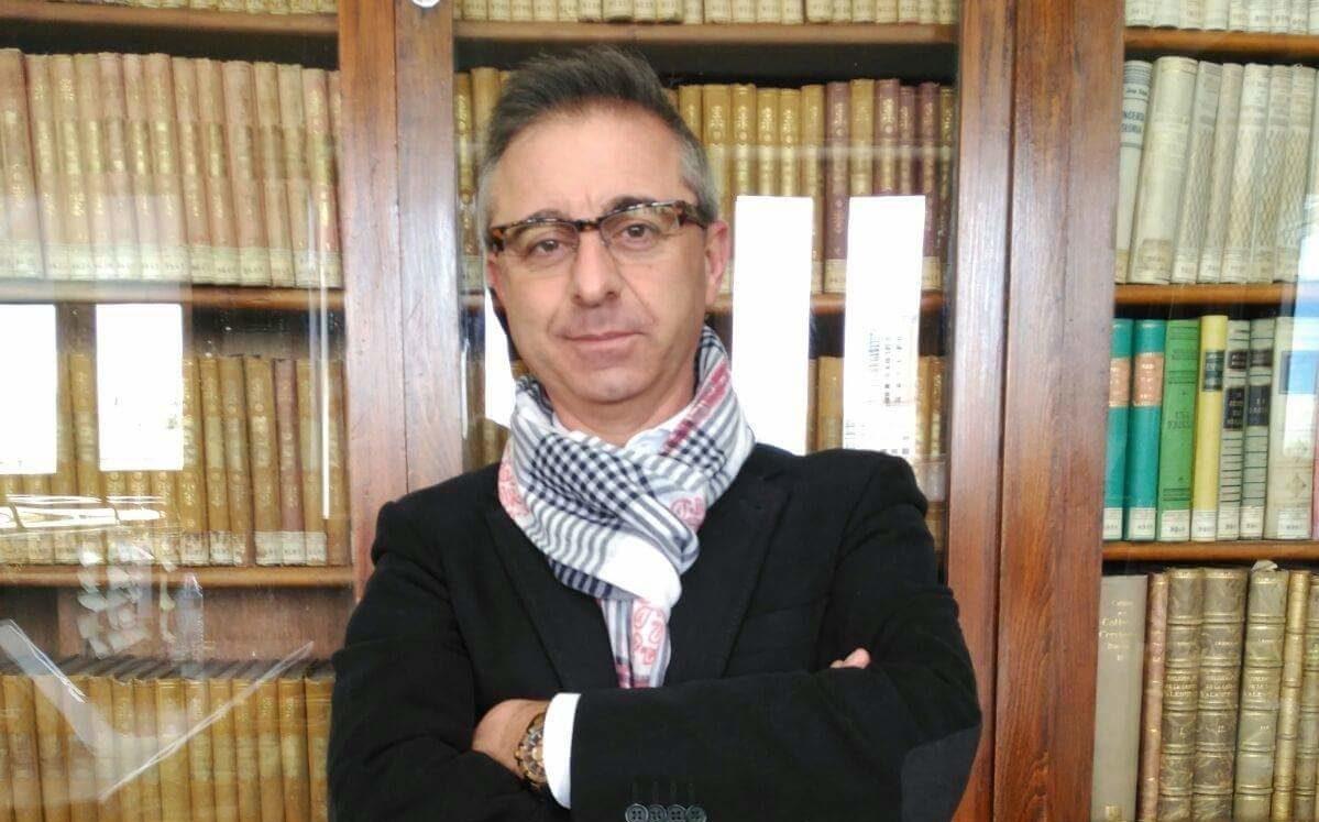 Ferran Garrido: «Nunca tuve vocación de publicar, tuve vocación de escribir, para mí, en un acto íntimo»
