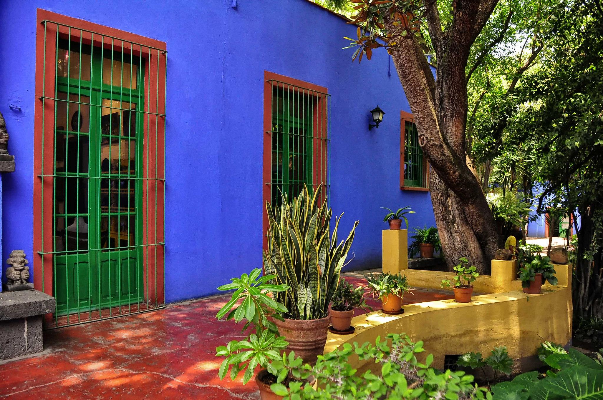 5 poemas de Frida Kahlo