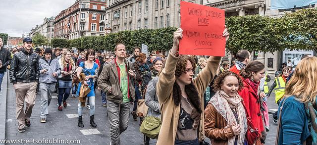 Irlanda: poesía y derecho a decidir sobre el propio cuerpo