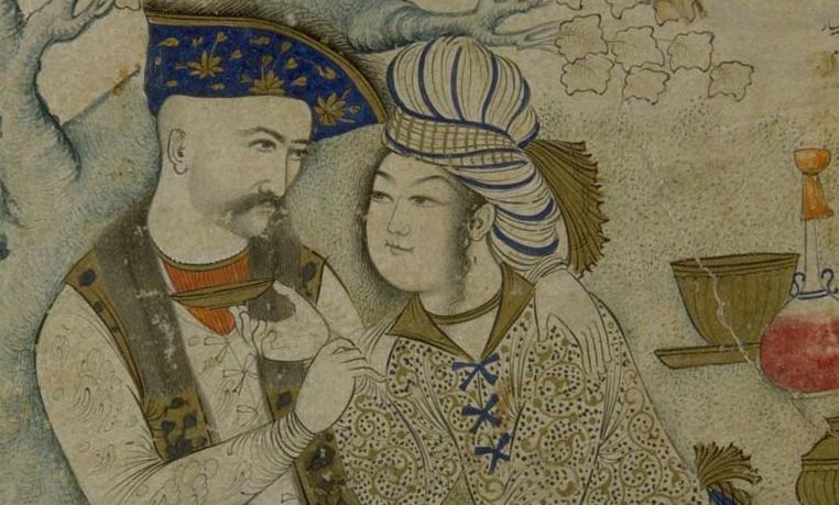 Hamda bint Ziyad al-Muaddib, mujer poeta andalusí del s. XII