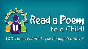 Lee un poema a un niño: 24-29 septiembre