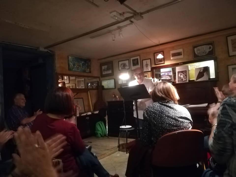 Crónica del recital poético Poémame en el Raval de Barcelona (18 de octubre de 2018)