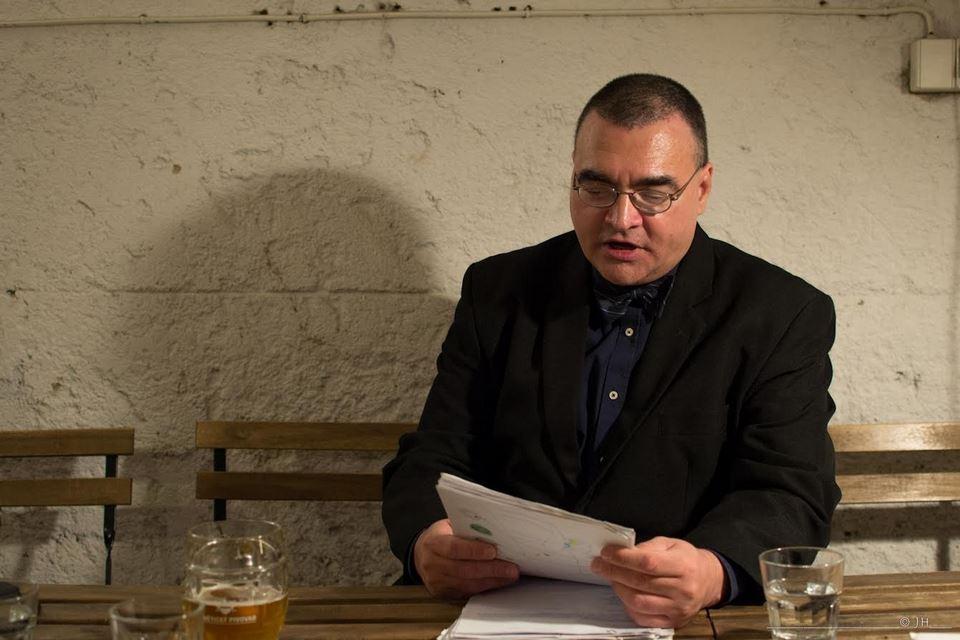 4 poemas de Mircea Dan Duta, poeta rumano