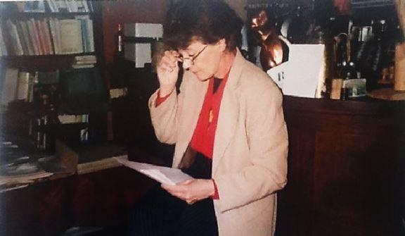 5 poemas de Huguette Bertrand, poeta canadiense