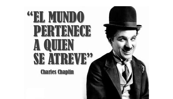 Reflexiona con un poema de… Charles Chaplin