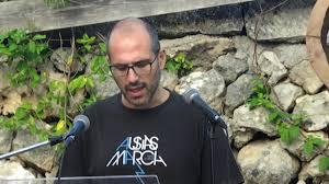 13 preguntas y un poeta, Ismael Pelegrí: «No hay literatura sin lectores. Cualquier medio que permita el contacto entre autor y lector es siempre positivo»