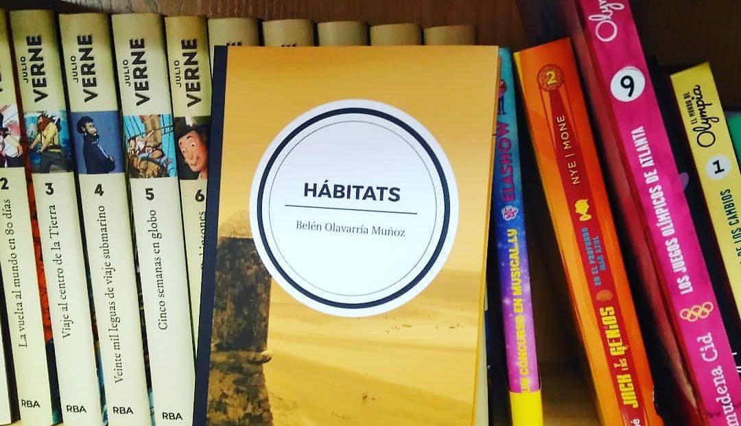 «Hábitats», de Belén Olavarría (Ed. CatorceBis)