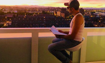 13 preguntas y un poeta, Roberto Gallego: »Aspirantes a escritores / no malgastéis tinta / escribid con sangre»