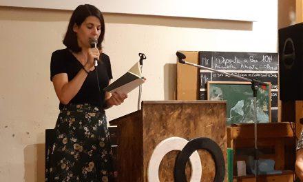 13 preguntas y una poeta, Carla Fajardo: «No busco ningún fin, es un proceso en sí mismo»