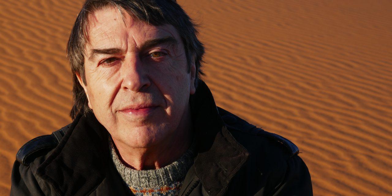 13 preguntas y un poeta, José Ramón Ayllón Guerrero: «Practico pornografía emocional: una poesía lírica e intimista»