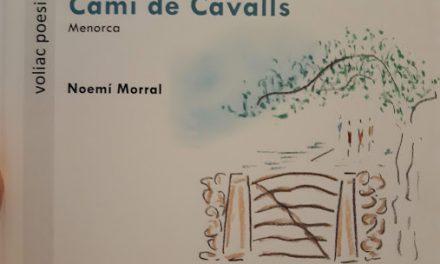 Camí de Cavalls, de Noemí Morral (Voliana Edicions, 2019)