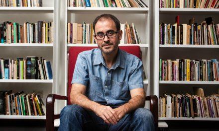 Ricardo Ramírez, co-fundador de la Poeteca
