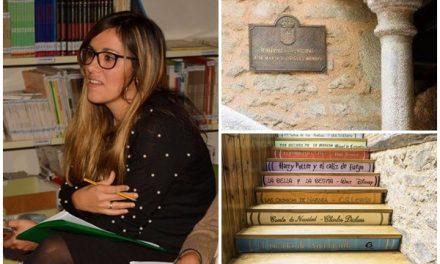 """13  preguntas a una bibliotecaria, María García : """"…a mí siempre me gustó el mundo de las bibliotecas"""" (La biblioteca municipal de El Barco de Ávila """"José María Rodríguez Méndez"""")"""