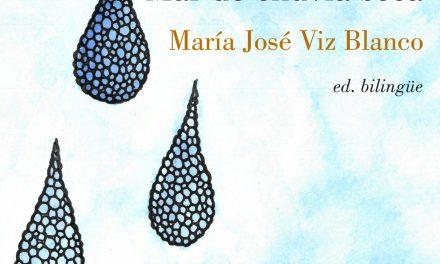 """""""Mar de chuvia seca"""" María José Viz Blanco (Editorial Neopatria. 2020)"""