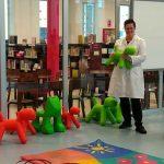 """13 preguntas a una bibliotecaria, María José Viz Blanco: """"Cuando era muy  pequeña soñaba con trabajar en una librería.""""(Biblioteca Miguel González  Garcés da Coruña)"""