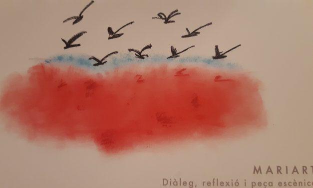 Mar i Art: Diàleg, reflexió i peça escènica