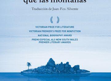Sin más amigos que las montañas, de Behrouz Boochani (Rayo Verde ed.)
