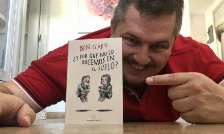 Encuentro poético con … Ben Clark
