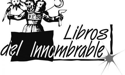 Editorial Libros del Innombrable