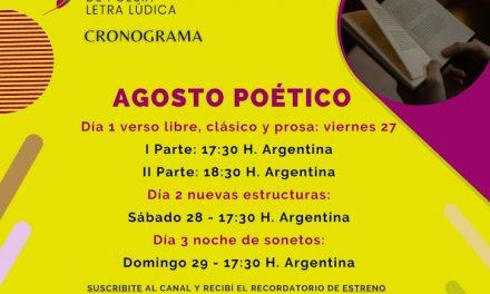Festival internacional de poesía Letra Lúdica
